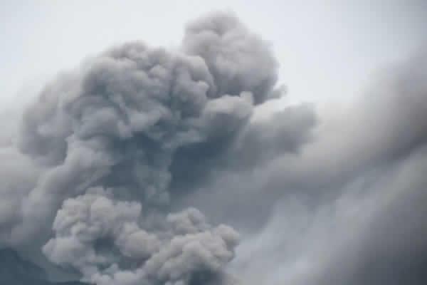口永良部島(くちのえらぶじま)噴火
