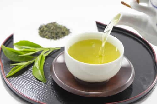 緑茶や番茶のカテキンで舌を保護