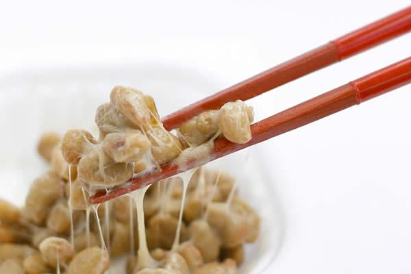 老化を防ぐ若返り食材ポリアミンを多く含む納豆