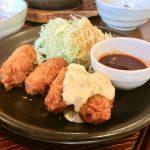 男子ごはんの冬の和定食レシピ!カキフライとブリの混ぜごはん