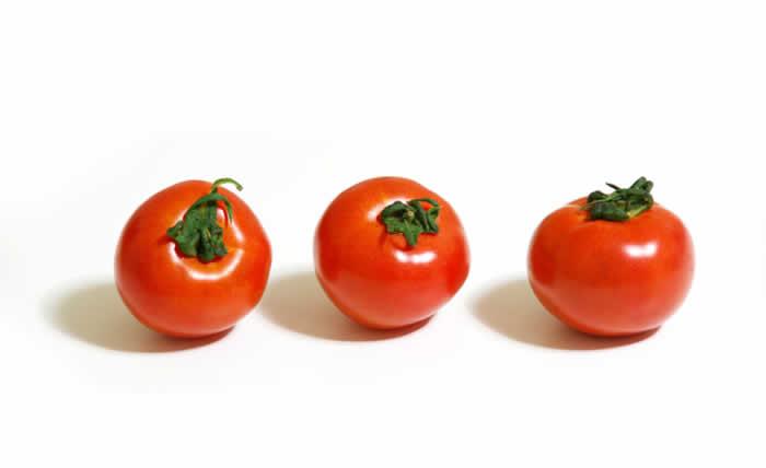 ハヤシライスのトッピング17・トマト